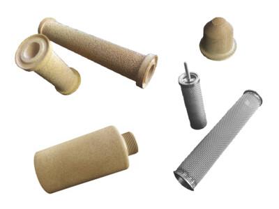 Filtri: materiali