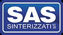 Logo SAS sinterizzati